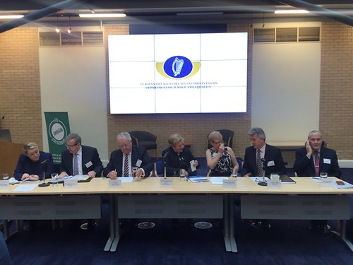 The Panel - the Open Policy Debate on proposed Criminal Justice Inspectorate