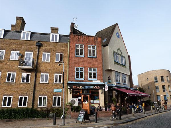 shipton street