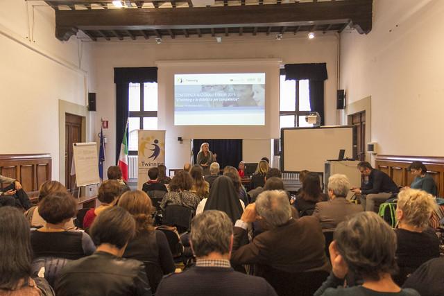 Conferenza nazionale eTwinning 2015