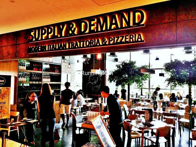 Supply & Demand Exterior