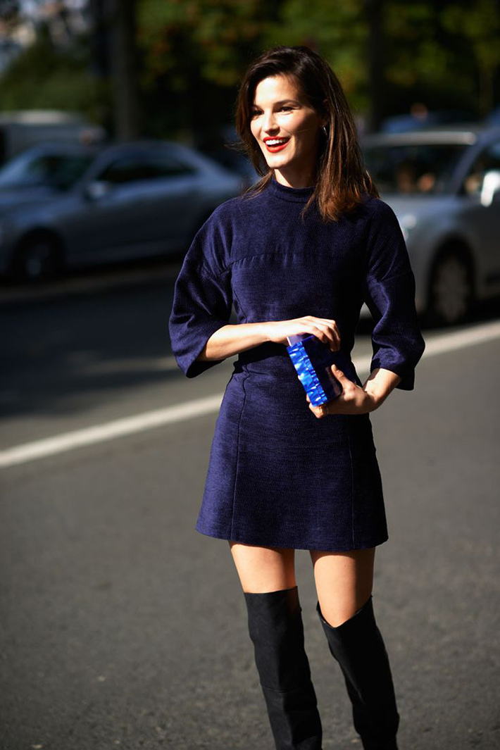 how to wear velvet streetstyle inspiration outfits16