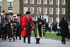 Robin Hu awarded honorary degree