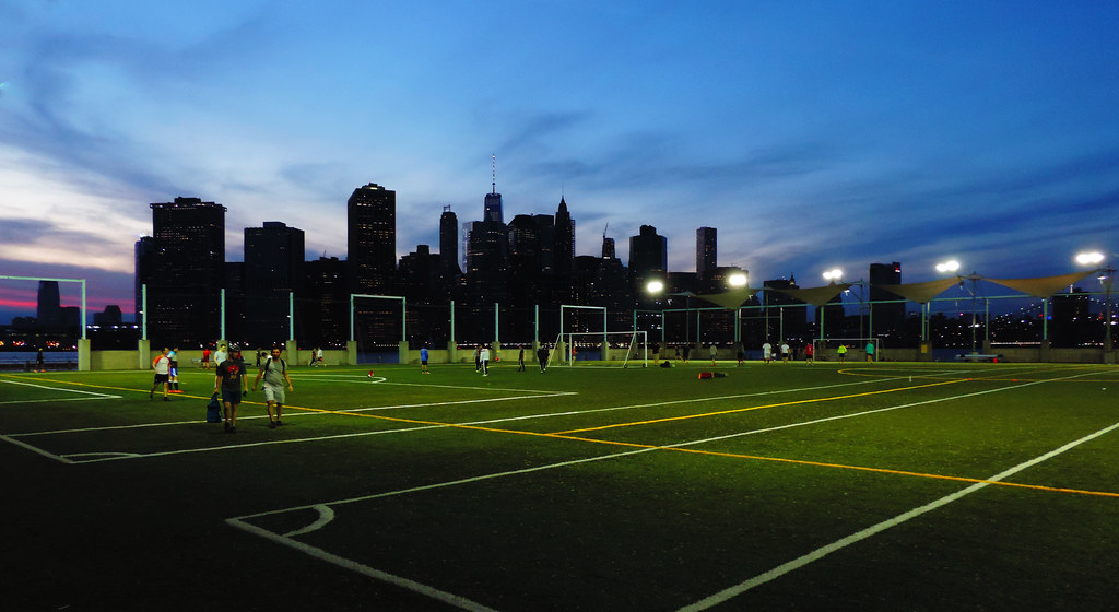 Brooklyn Bridge Park, New York City, USA