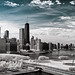 Chicago in Infrared by syncros