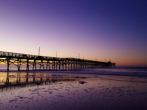 photography pier samsung northcarolina sunrisesunsetsceniccloudsbeach surfoceanbeachsurfingseatraveladventurepeople