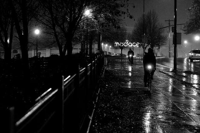 Esplanade Night