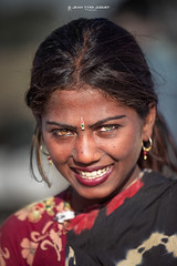 Regards de Gypsy à la Foire aux Chameaux de Pushkar (Rajasthan -Inde) - Gypsy looks at the Pushkar Camel Fair in (Rajasthan -India)