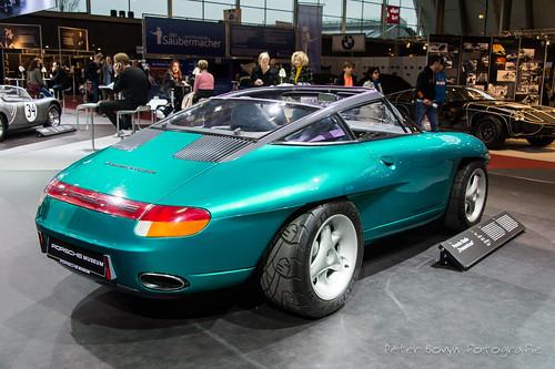 Porsche Studie Panamericana - 1989