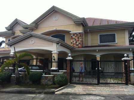 SOLD! House San Fernando Pampanga Holy Angel Village Ref# 0000737