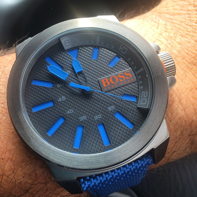 Ok - today I got a new watch...