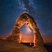 Eric and the Arch by Wayne Pinkston