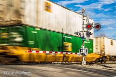 Norfolk Southern Train 23N - NS Memphis District