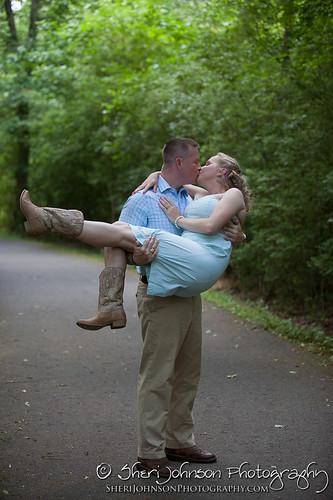 Cassie & Chris engagement