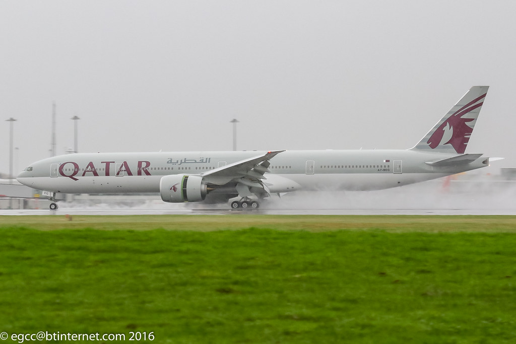 A7-BEG - Qatar Airways