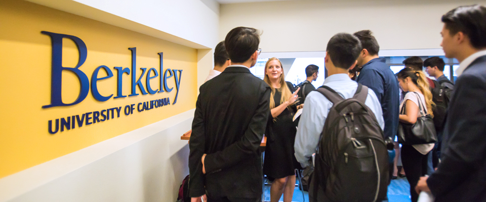 August 30, 2016 - 6:38pm - August 30, 2016; Berkeley, CA, USA; California Alumni Association Career Connection Series Consulting. Photo credit: Kelley L Cox - KLC fotos