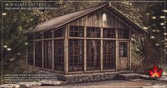Trompe Loeil - Mia Glass Cottage for Collabor88 October
