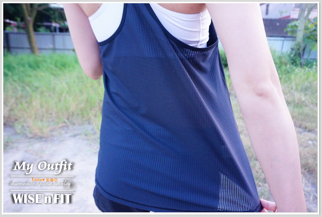 WISE'n'FIT運動服 - 06
