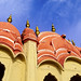 Hawa Mahal Palace (Palace of Winds), famous landmark of Jaipur by KS Photography!