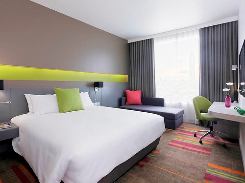 メルキュール バンコク サイアム ホテル