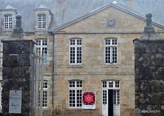 Château de Kerninon à Ploulec'h en Bretagne