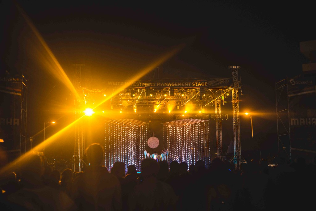 Purity Ring @ Maha Music Festival | 8.15.15