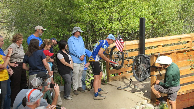 Ash to Kings Trail Opening