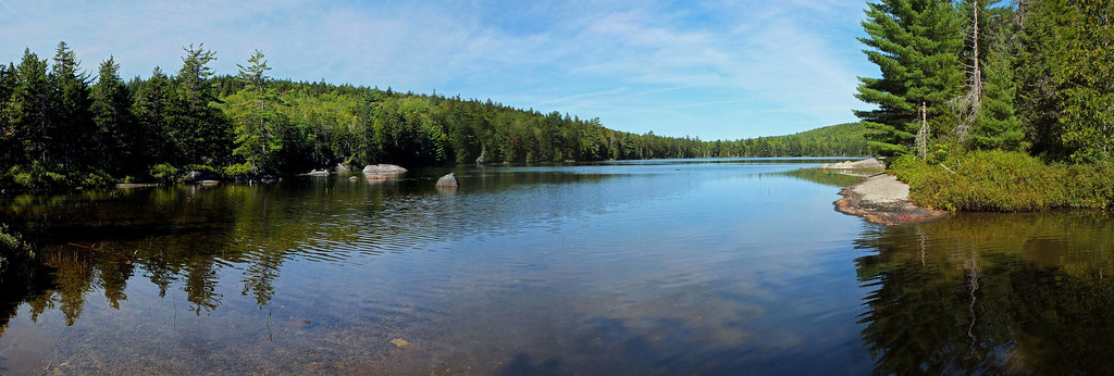 Partridge Pond  9-4-15