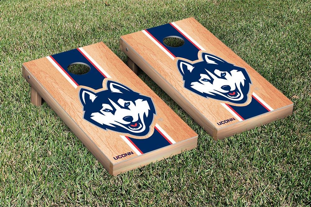 Connecticut Huskies Hardcourt Stripe Version