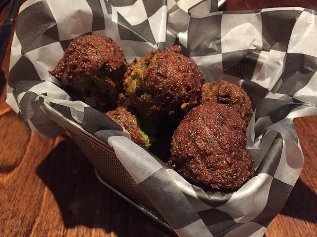 Hush puppies - George's Corner Restaurant
