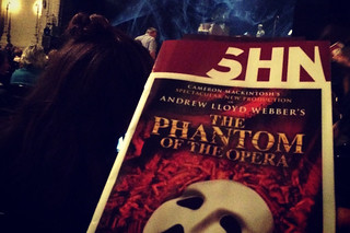 Phantom of the Opera - Programme