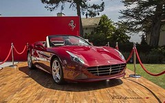 ferrari 612 scaglietti(0.0), race car(1.0), automobile(1.0), vehicle(1.0), automotive design(1.0), ferrari california(1.0), ferrari s.p.a.(1.0), land vehicle(1.0), luxury vehicle(1.0), supercar(1.0), sports car(1.0),