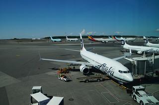 018 Observatiedeck vliegveld Anchorage