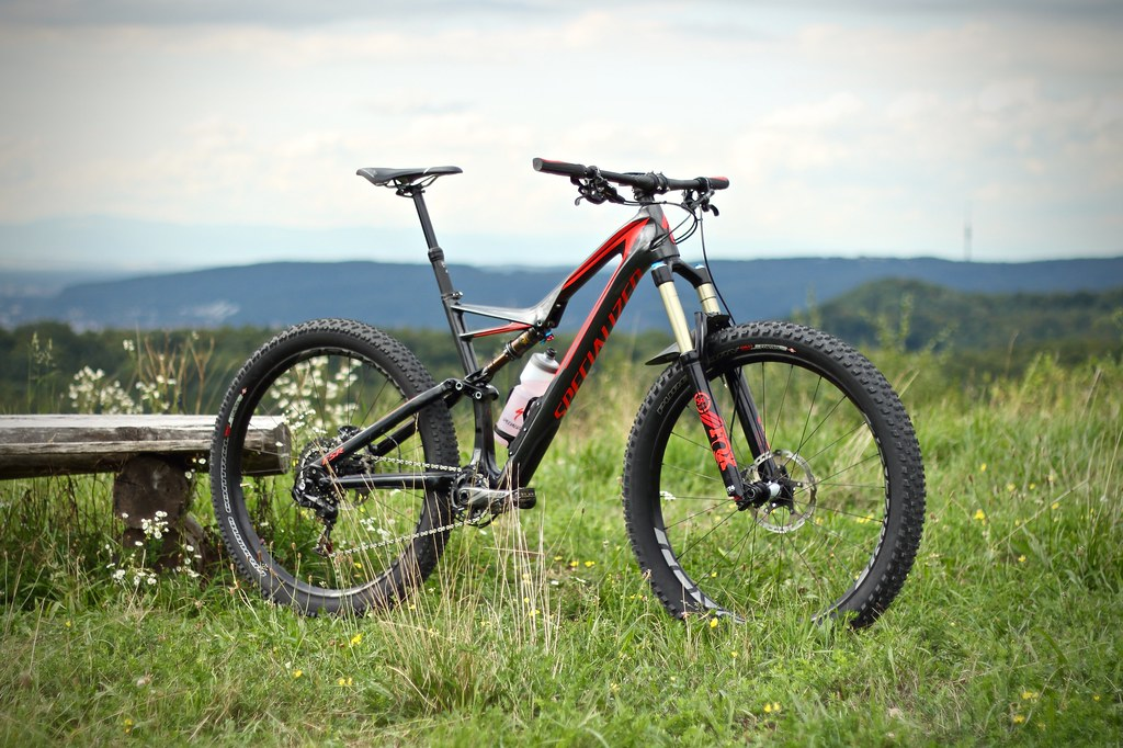 Specialized Stumpjumper FSR Expert 6Fattie 2016