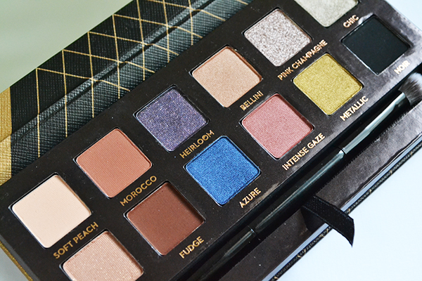 Anastasia Beverly Hills Shadow Couture World Traveler Palette Review, Photos & Swatches