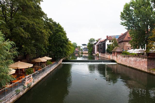 Nuremberg (Nürnberg). Middle Franconia, Bavaria, Germany