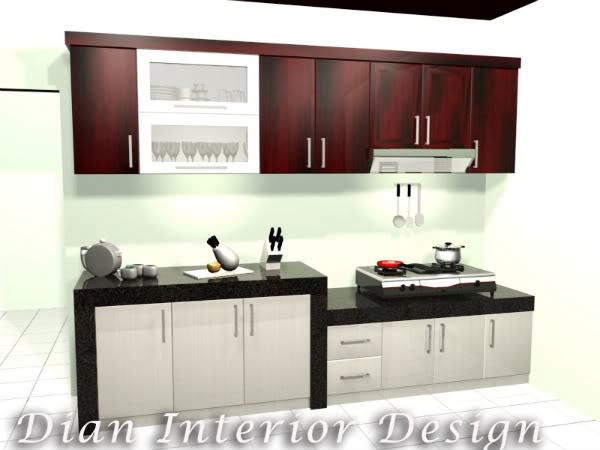 Modern Unbelievable Design Kitchen Inspiration Set Minimalis Image