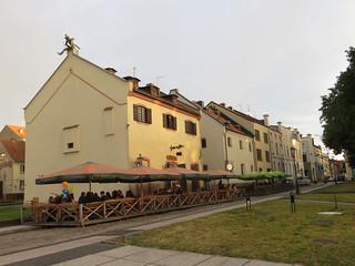 Imageof Klaipėdos Šv. Jono bažnyčia. country lithuania