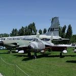 Hawker Hunter & Saab 32 Lansen, Aviation Museum, Szolnok, Hungary