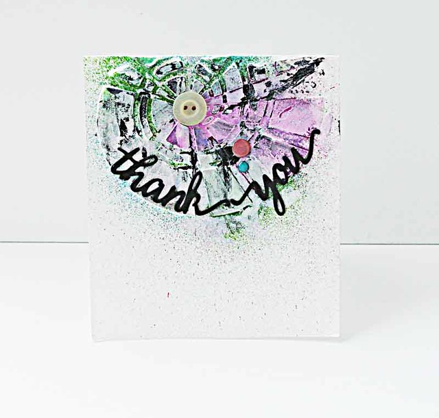 Thank-you-mixed-media-card