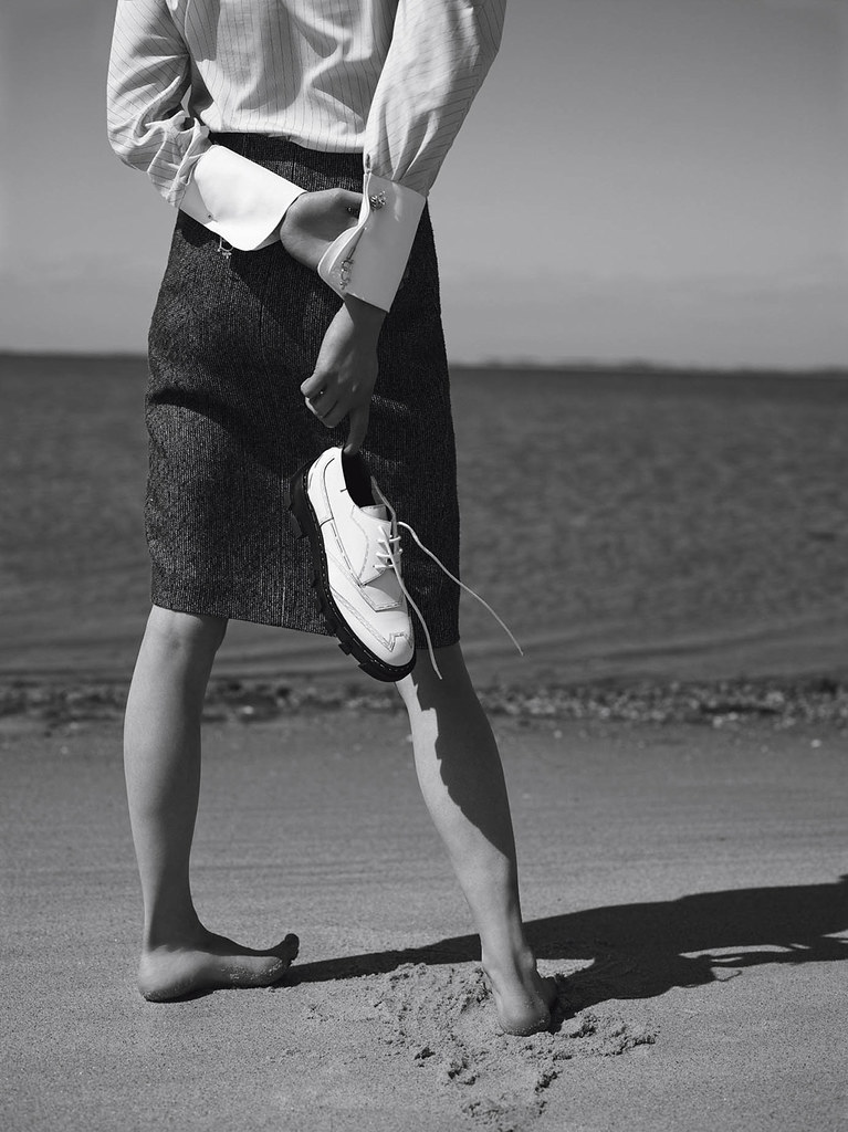 Саския де Брау — Фотосессия для «Neiman Marcus» 2015 – 3