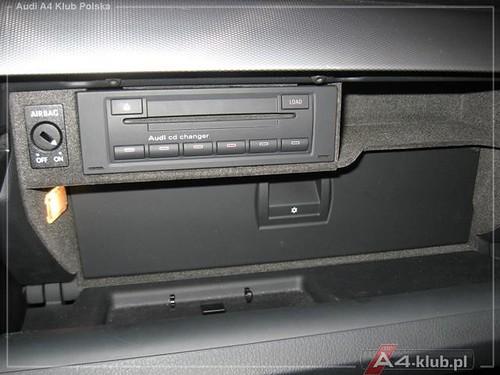 70944 - Instalacja przełącznika deaktywacji poduszki pasażera AIR BAG OFF - 4