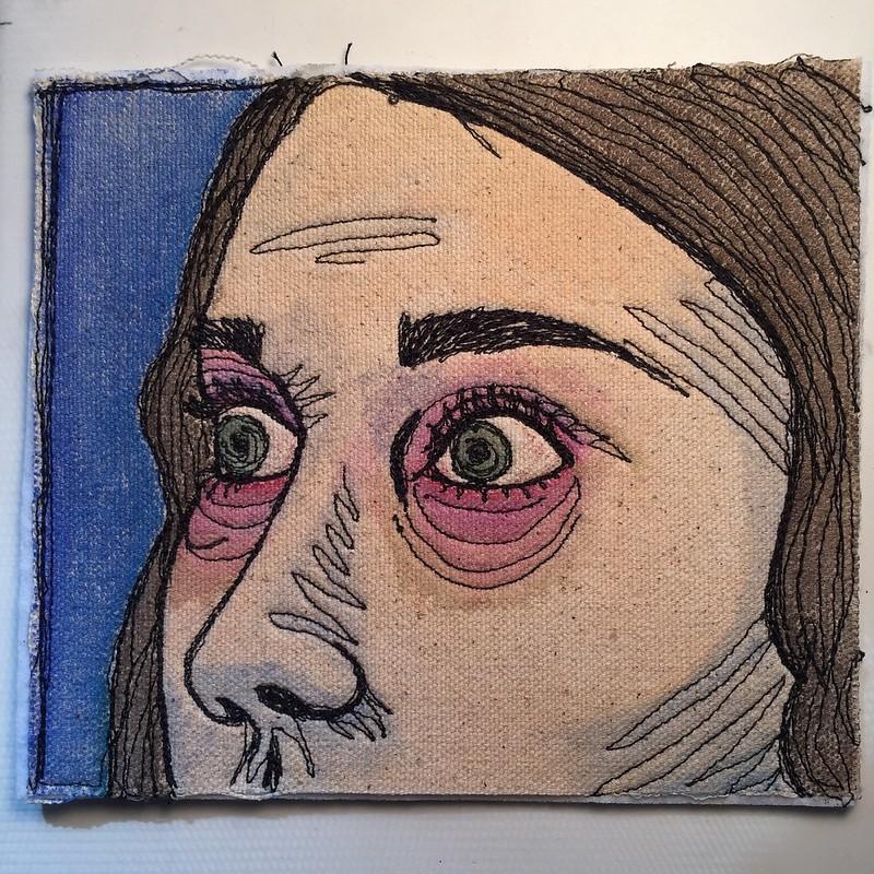 drawlloween day 8: zombie