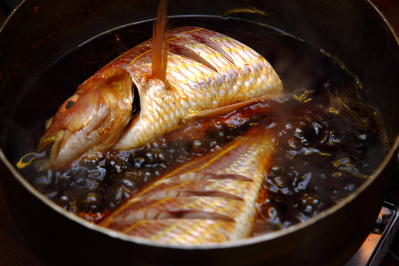 Simmered-Threadfin-Bream