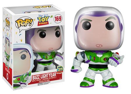 FUNKO POP! DISNEY 系列【玩具總動員】慶祝 Toy Story 20 周年!!