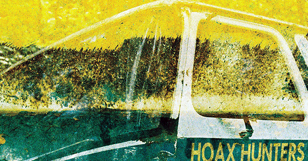 Hoax Hunters -- Clickbait EP (detail)