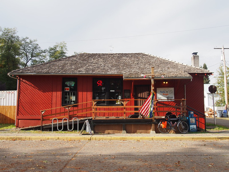 Historic Carbonado Saloon: I stopped there for a couple glasses of soda, and chatted with some of the locals.