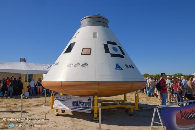 Fri, 11/02/2012 - 11:39 - Oroin space capsule model - November 02, 2012 11:39:54 AM - , (28.5127,-80.6745)