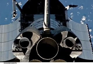 Shuttle Engines