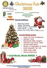 The Rotary Club of Blackwood - Christmas Fair 2015