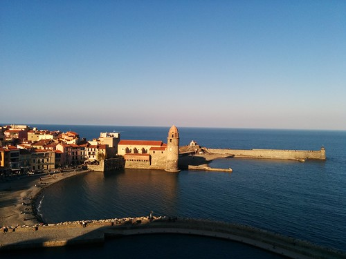 Harbour, Collioure